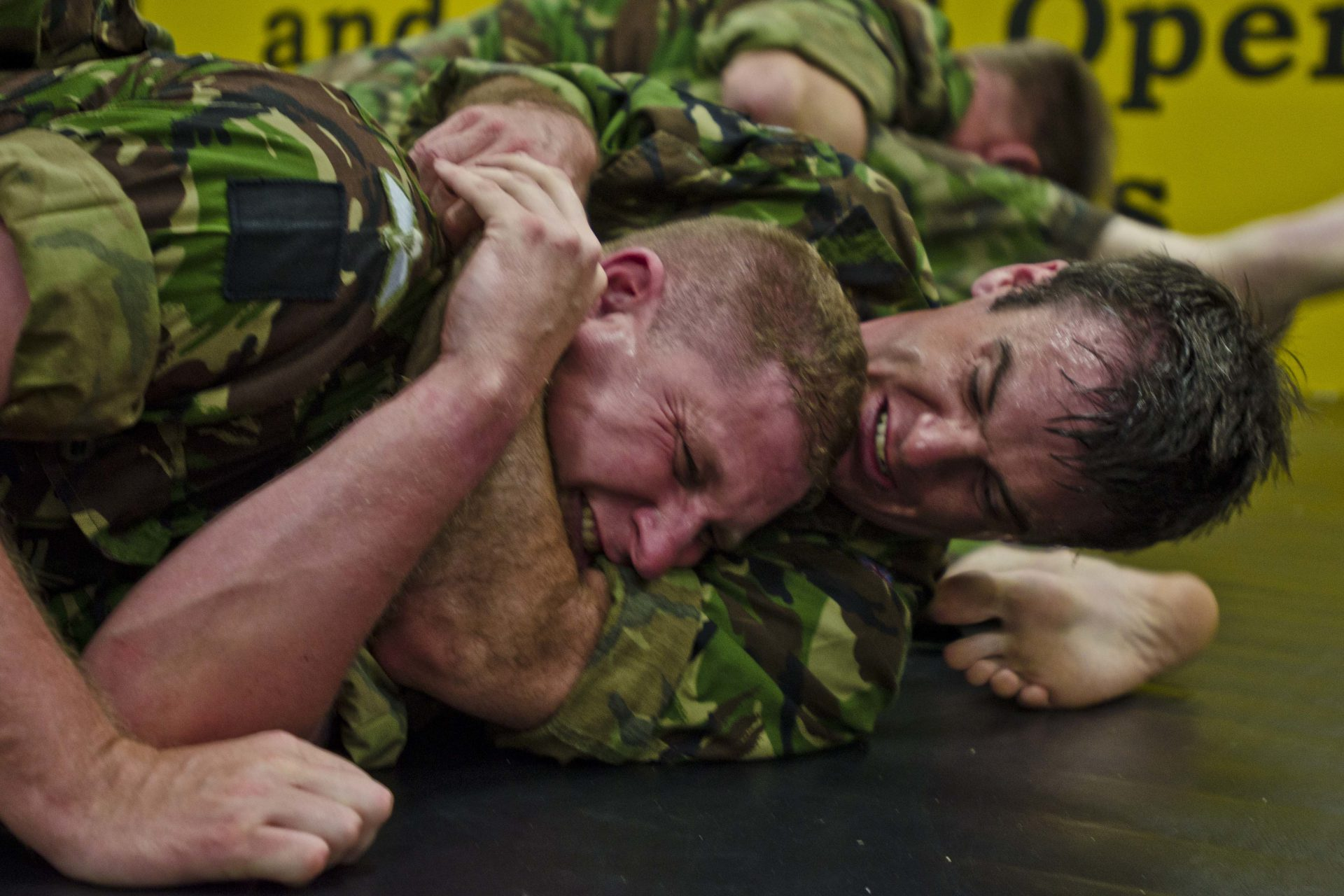 Why The British Army Needs A Combatives