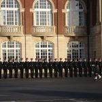 Tradition is at the heart of British Army Officer Training