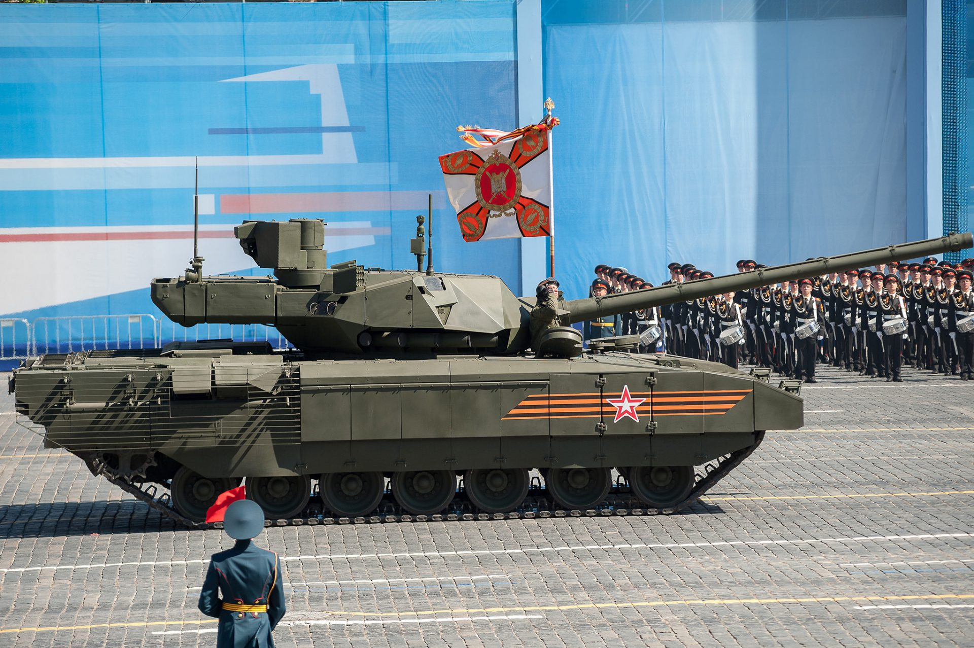 timeless design abdc9 db16c Facts over Fear  T-14 Armata