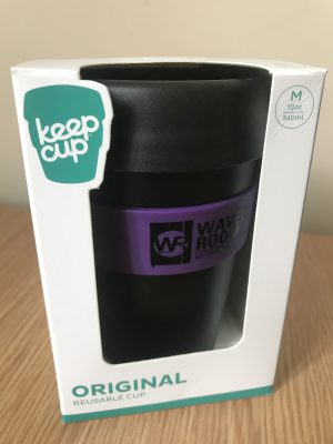 Branded Keep Cup Wavell Room in Box
