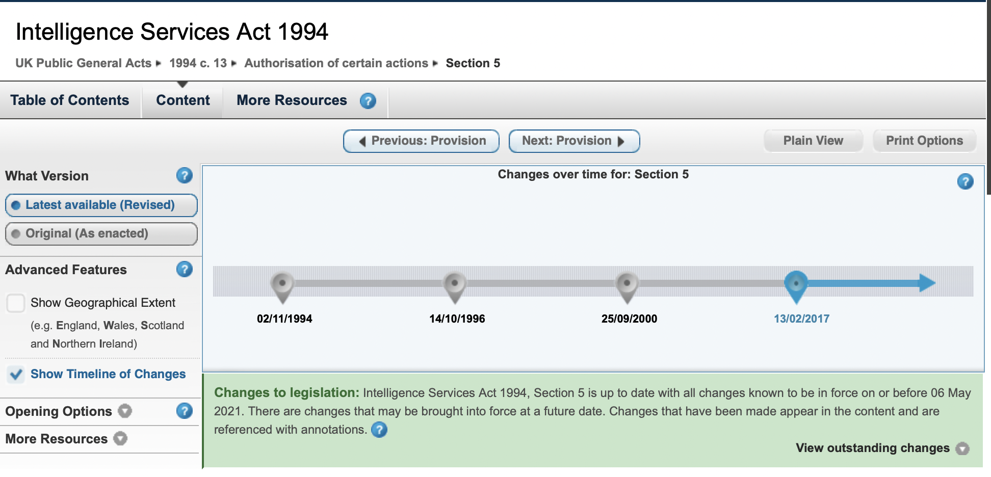 IS act 1994. how does it effect the eu and DATA